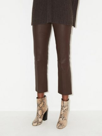 By Malene Birger Florentina leather pants