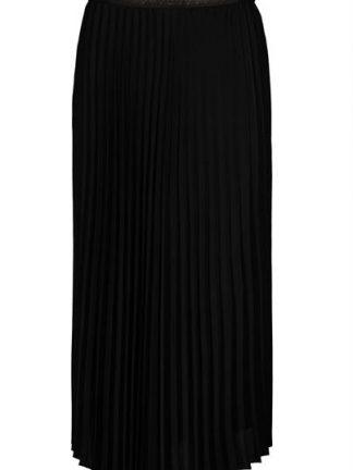 Mos Mosh Plisse Noir skirt