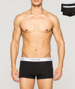 Ck 2-Pack Trunk Black Musta