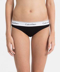 Ck Bikini Modern Cotton Musta