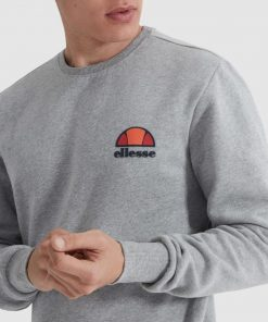 Ellesse El Diveria Crew Sweat Grey