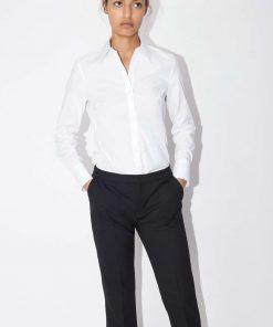 Tiger Ame Shirt Valkoinen