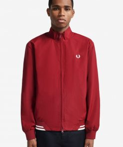 Fred Perry Twin Tip Sports Jacket Punainen