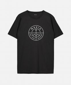 Makia Scope T-Shirt Musta