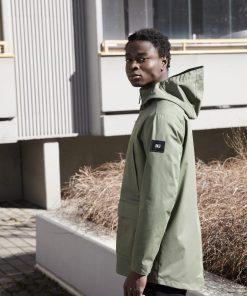 Makia Shelter Jacket Green