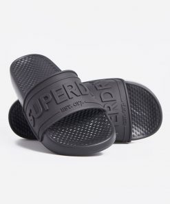 Superdry Edit Chunky Slides