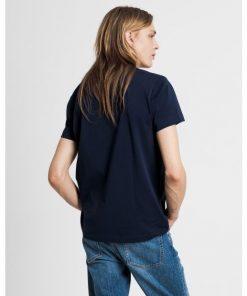 Gant The Original T-Shirt Evening Blue
