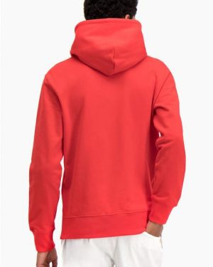 Champion Hooded Sweatshirt Red