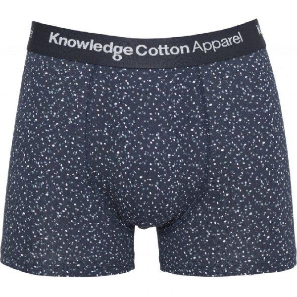 Knowledge Cotton Apparel Maple 1 Underwear Total Eclipse