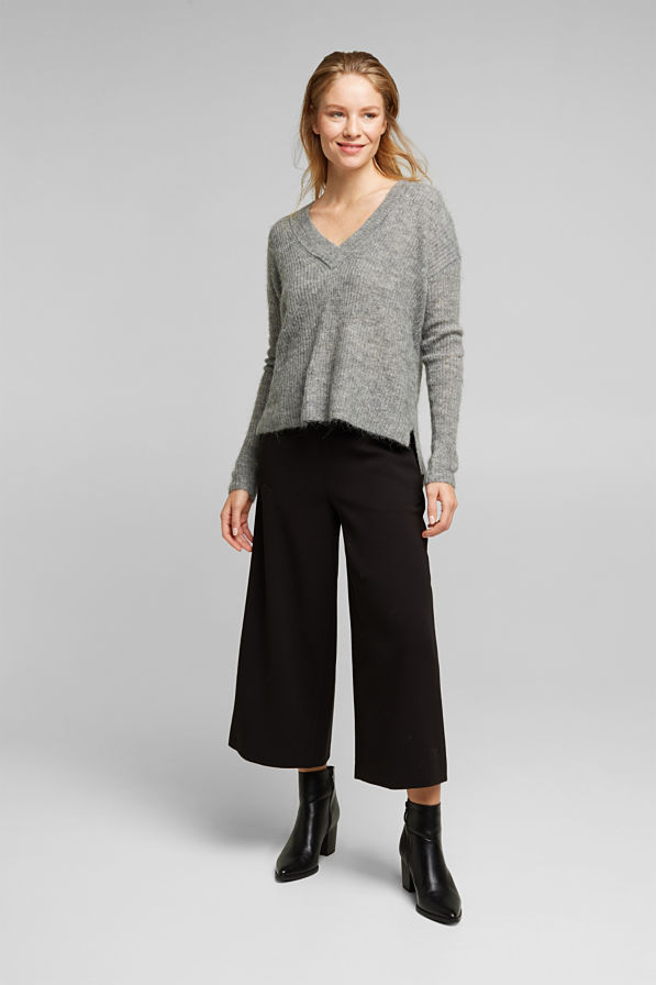 Esprit Sweater Gunmetal