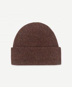 Samsoe&Samsoe Nor Hat Mole Melange