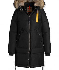 Parajumpers Long Bear Down Coat Black