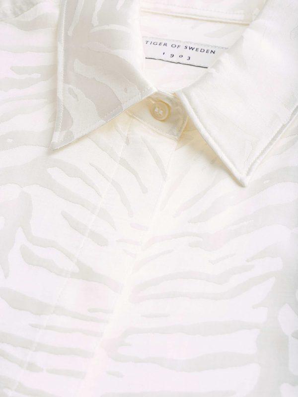 Tiger of sweden Narkisa Shirt Cream