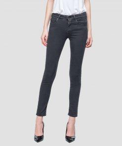 Replay New Luz Hyperflex Jeans Black