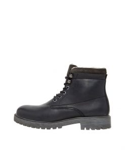Bianco Biadaren Warm Boot Black