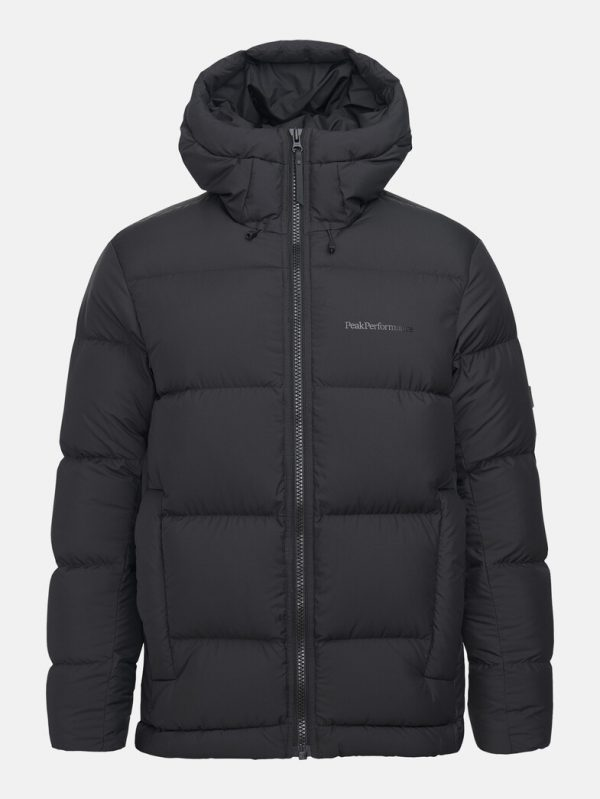 Peak Performance Rivel Jacket Men Black