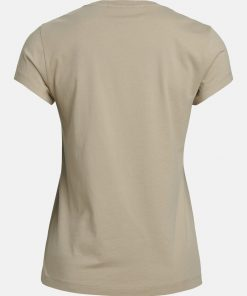 Peak Performance Original Tee Women Celsian Beige