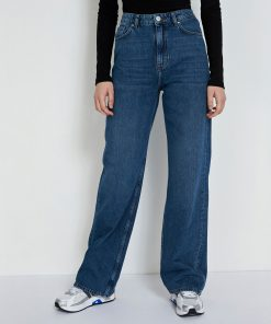 Envii Embree Jeans Worn Dark Blue