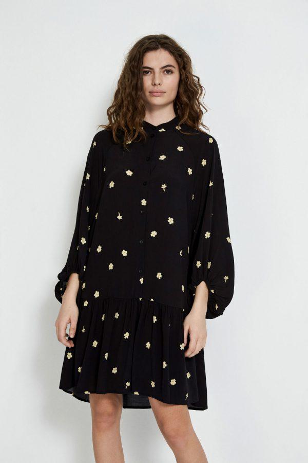 Envii Enmimer Dress Pale Primrose