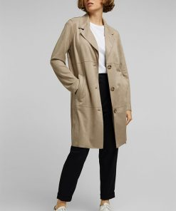 Esprit Jacket Pale Khaki