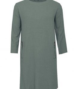 STI Milla Knit Tunic Light Khaki Melange