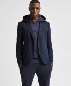 Selected Homme John Slim Fit Blazer Dark Navy