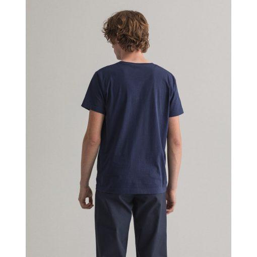 Gant Archive Shield T-shirt Evening Blue