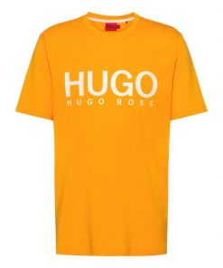 Hugo Boss Dolive212 T-shirt Orange