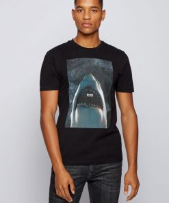 Hugo Boss TNoah 1 T-shirt Black