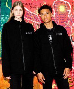 Billebeino Fleece jacket Black