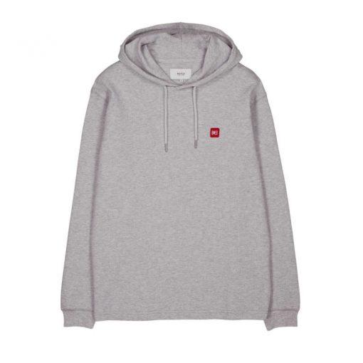 Makia Wesley Hooded Sweatshirt Grey