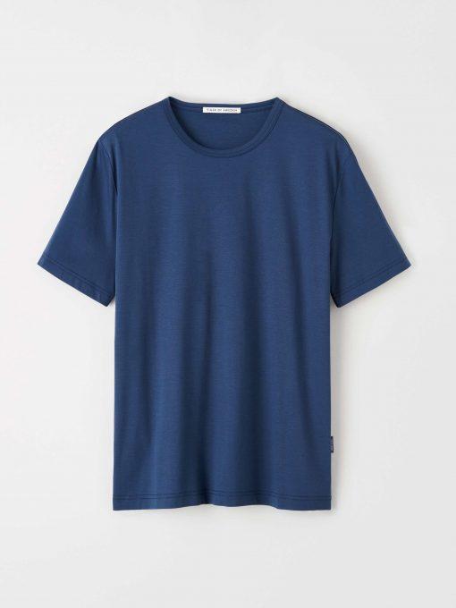 Tiger of Sweden Olaf T-shirt Atlantic Blue