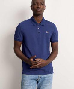 Tiger of Sweden Darios Polo Shirt Atlantic Blue