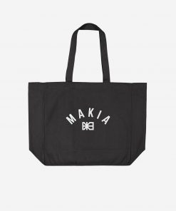 Makia Brand Day Tote Black